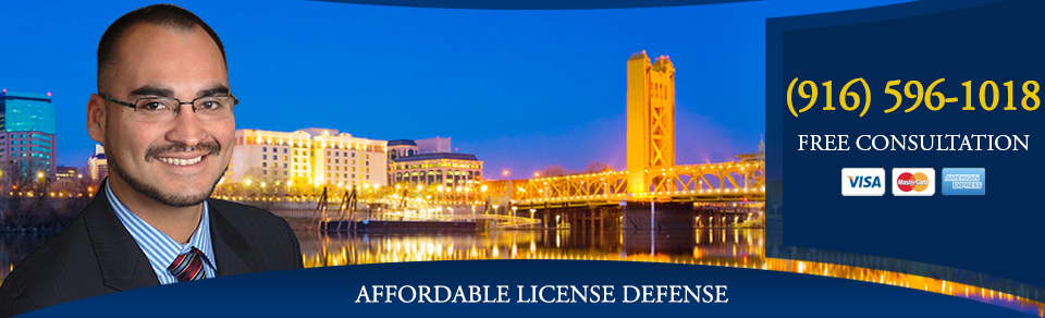 RCFE License Defense